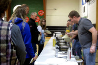 Kiwanis host waffle feed to support community projects
